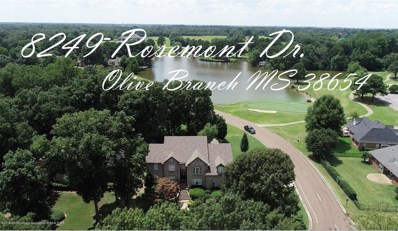 8249 Rosemont Drive, Olive Branch, MS 38654 - #: 324098