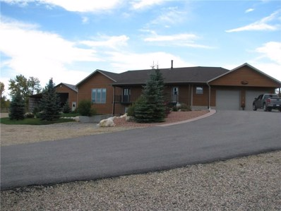 35 W Bench Road, Red Lodge, MT 59068 - #: 286094