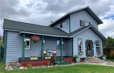 315 Adams Ave S., Red Lodge, MT 59068 - #: 300707