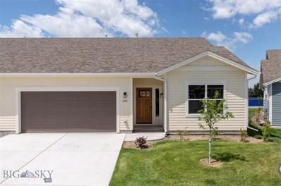 101 Slough Creek Drive, Bozeman, MT 59718 - #: 335727