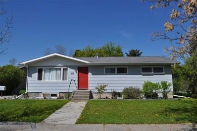 315 S 13th Avenue, Bozeman, MT 59715 - #: 337228