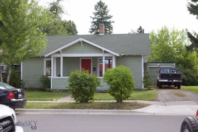 324 Wallace Avenue N, Bozeman, MT 59715 - #: 338232