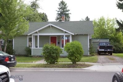324 Wallace Avenue N, Bozeman, MT 59715 - #: 338232