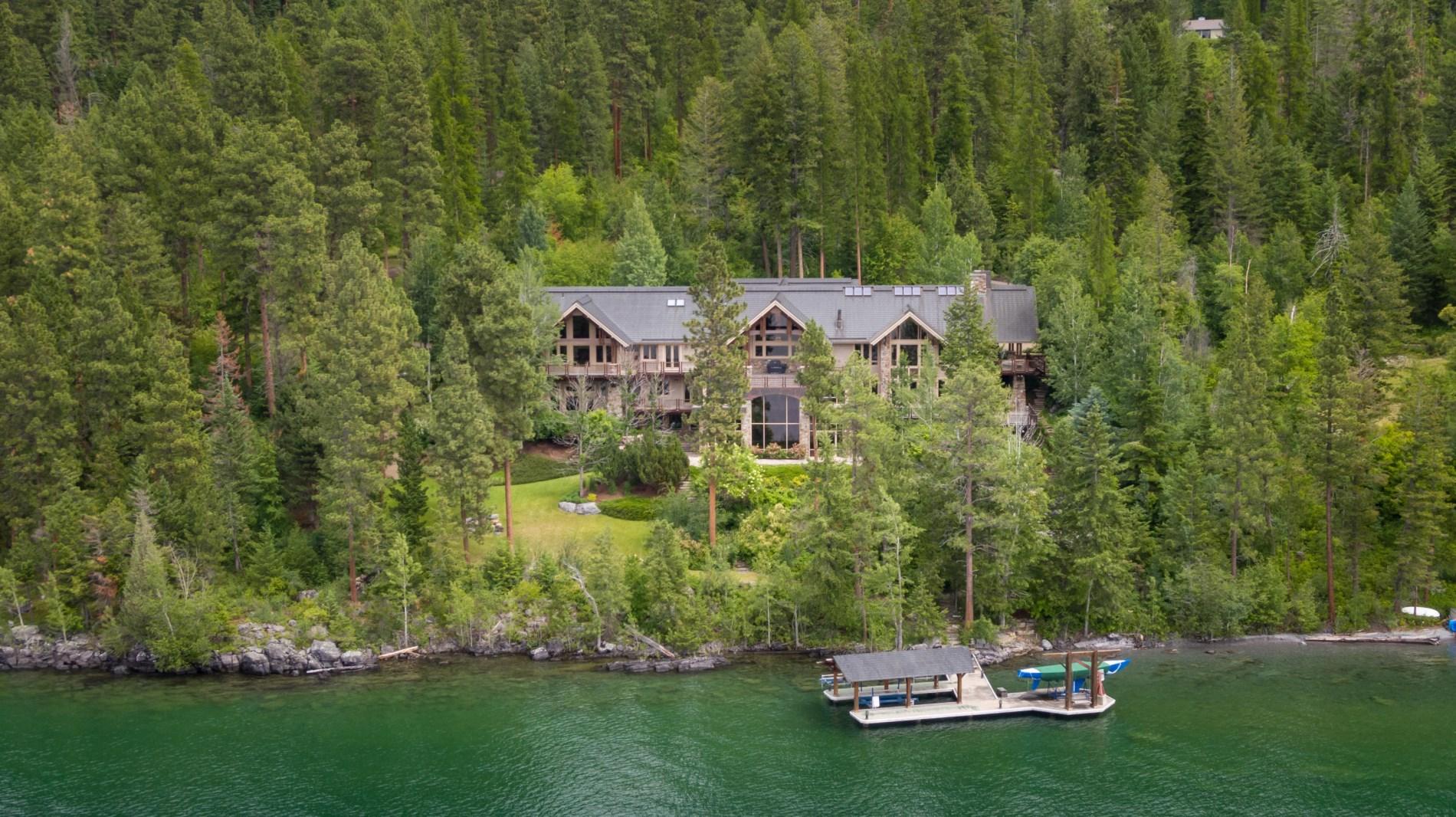 Eagle's Rest On Flathead Lake, Bigfork