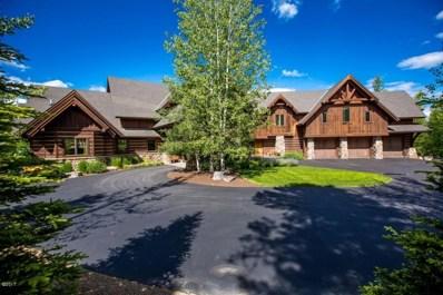 555 Whitefish Hills Drive, Whitefish, MT 59937 - MLS#: 21700438