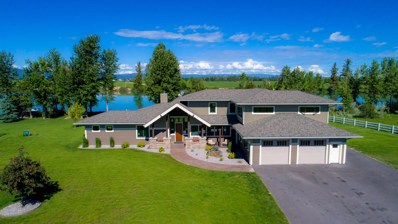 158 Riverside Lane, Bigfork, MT 59911 - MLS#: 21807589