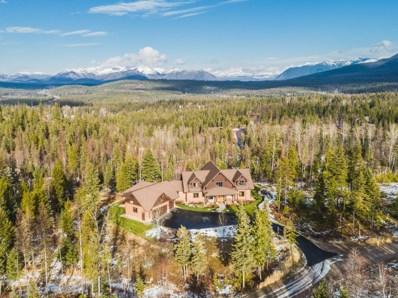 1492 Glacier Hills Drive, Martin City, MT 59926 - MLS#: 21814035