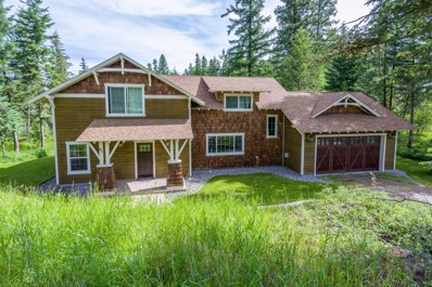 91 Bear Paw Loop, Bigfork, MT 59911 - MLS#: 21814628