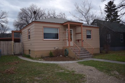 1019 Townsend Avenue, Helena, MT 59601 - MLS#: 21902122