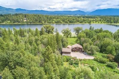 395 Blanchard Lake Drive, Whitefish, MT 59937 - MLS#: 21903882