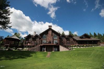 455 Blanchard Lake Drive, Whitefish, MT 59937 - MLS#: 328039