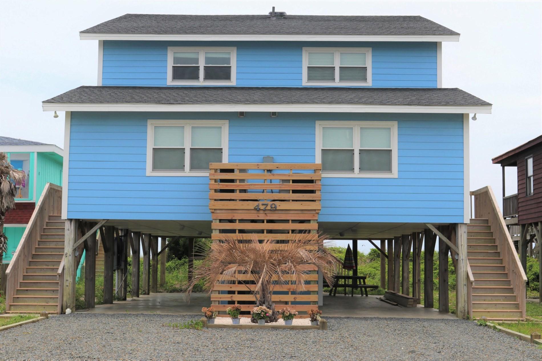 479  Ocean Boulevard W, Holden Beach