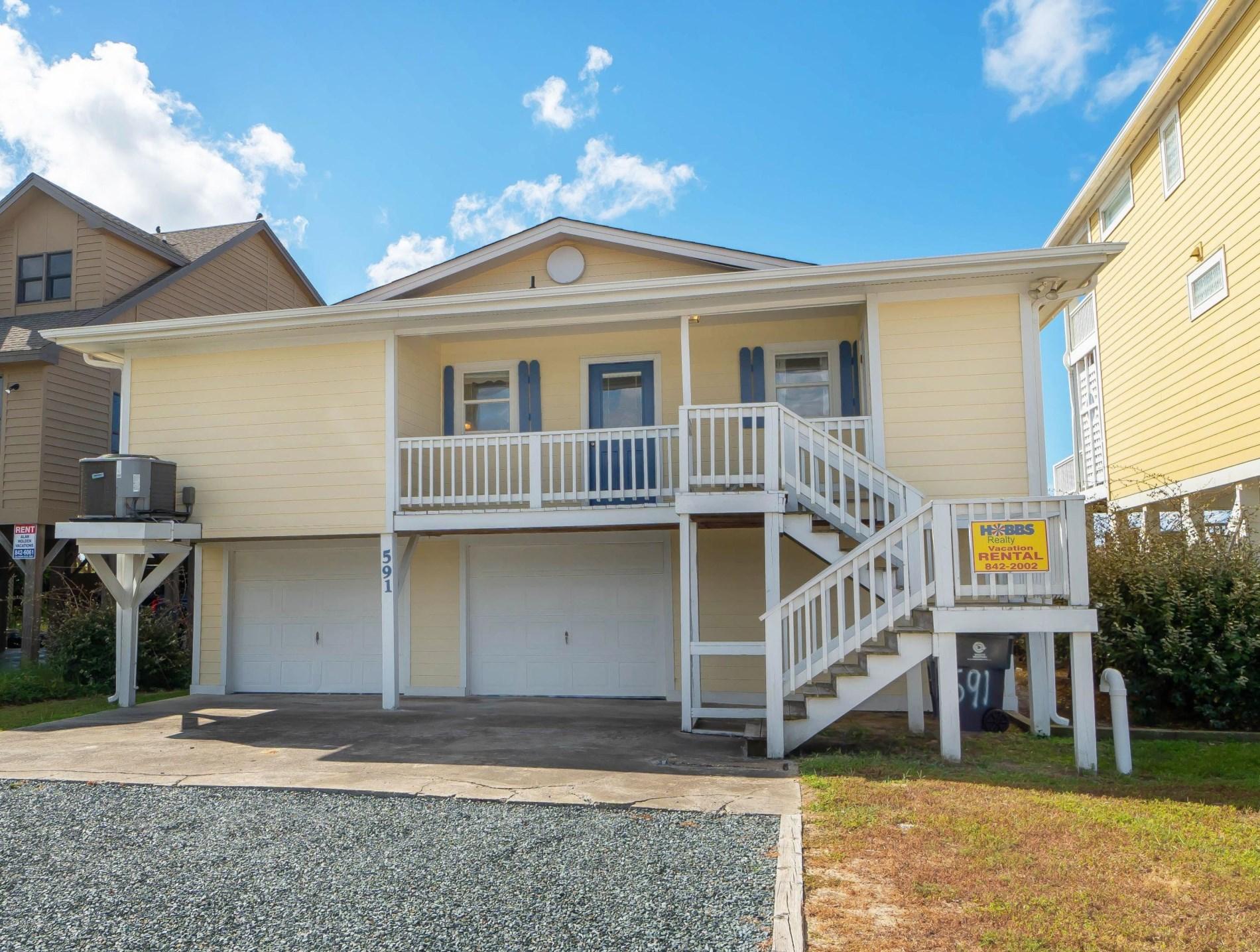 591  Ocean Boulevard W, Holden Beach