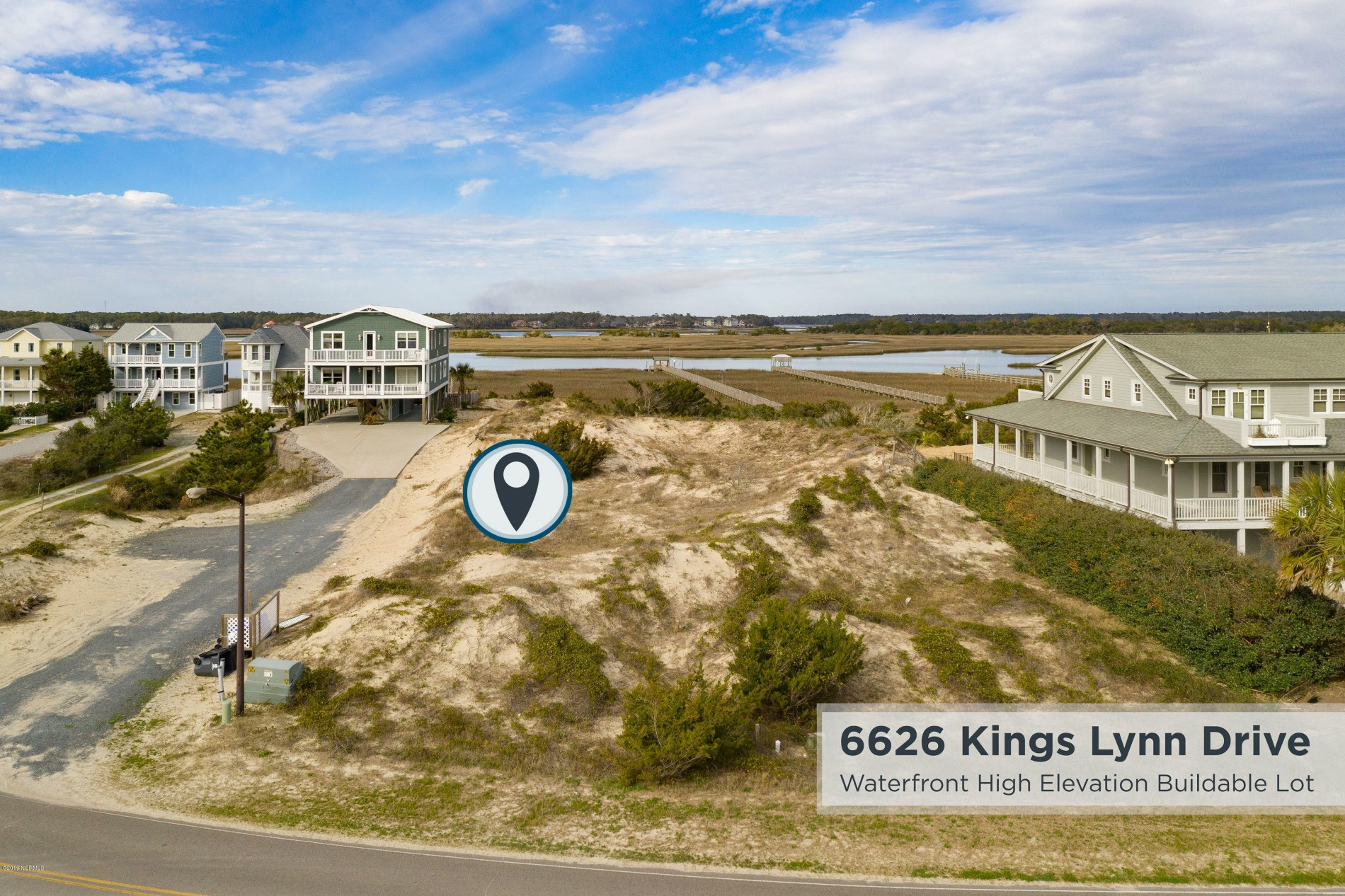 6626  Kings Lynn Drive, Oak Island