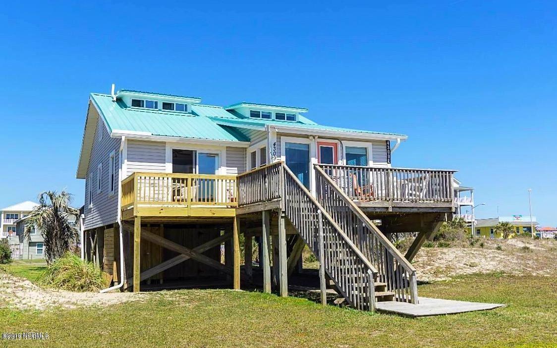 4309 E Beach Drive, Oak Island