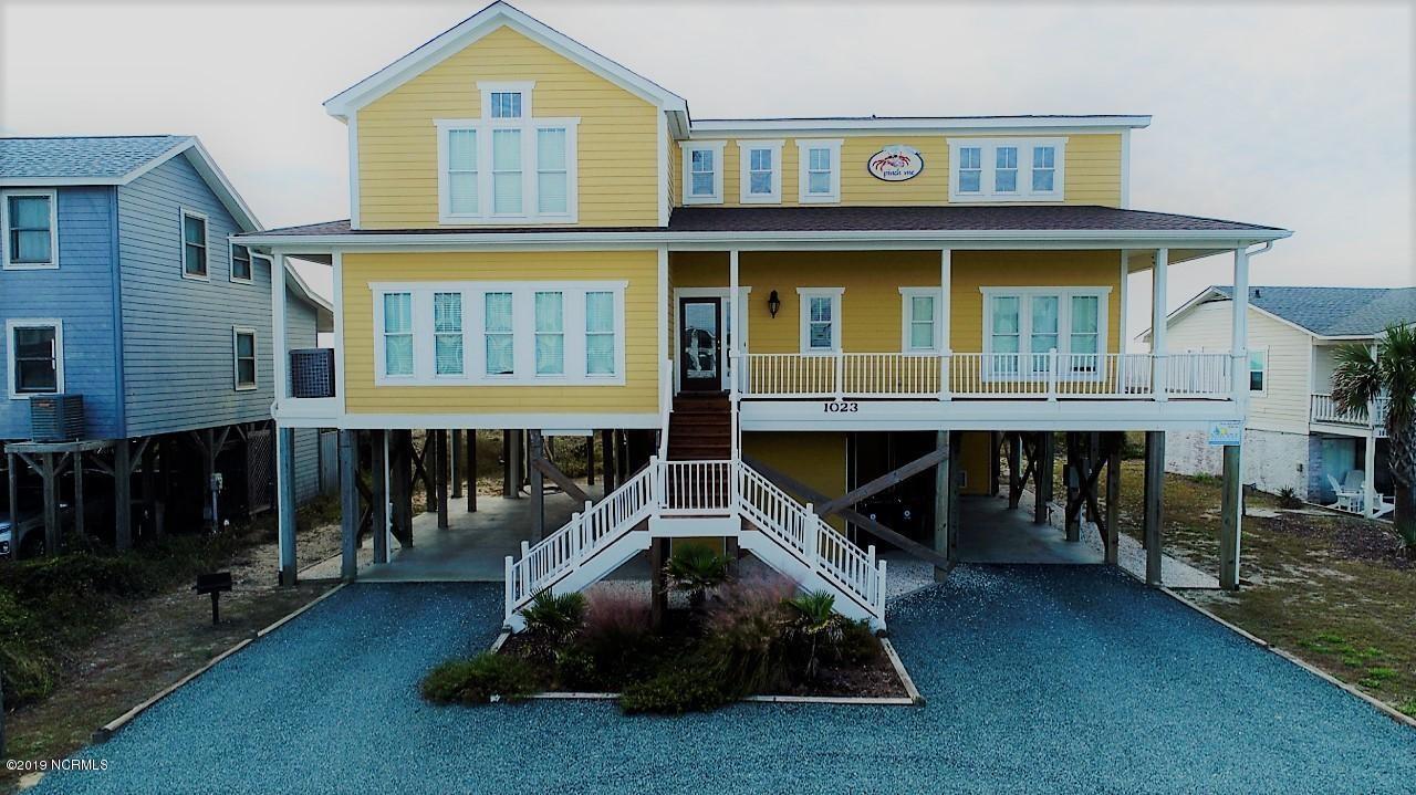 1023  Ocean Boulevard W, Holden Beach