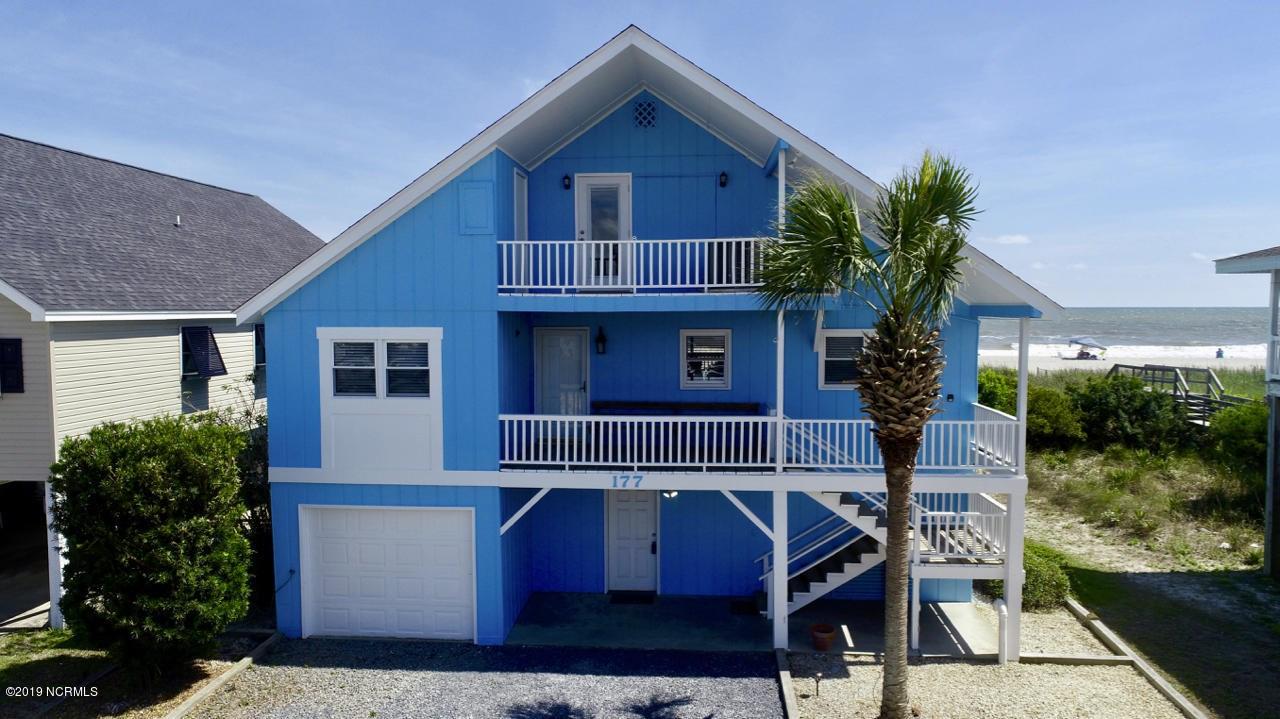 177  Ocean Boulevard W, Holden Beach