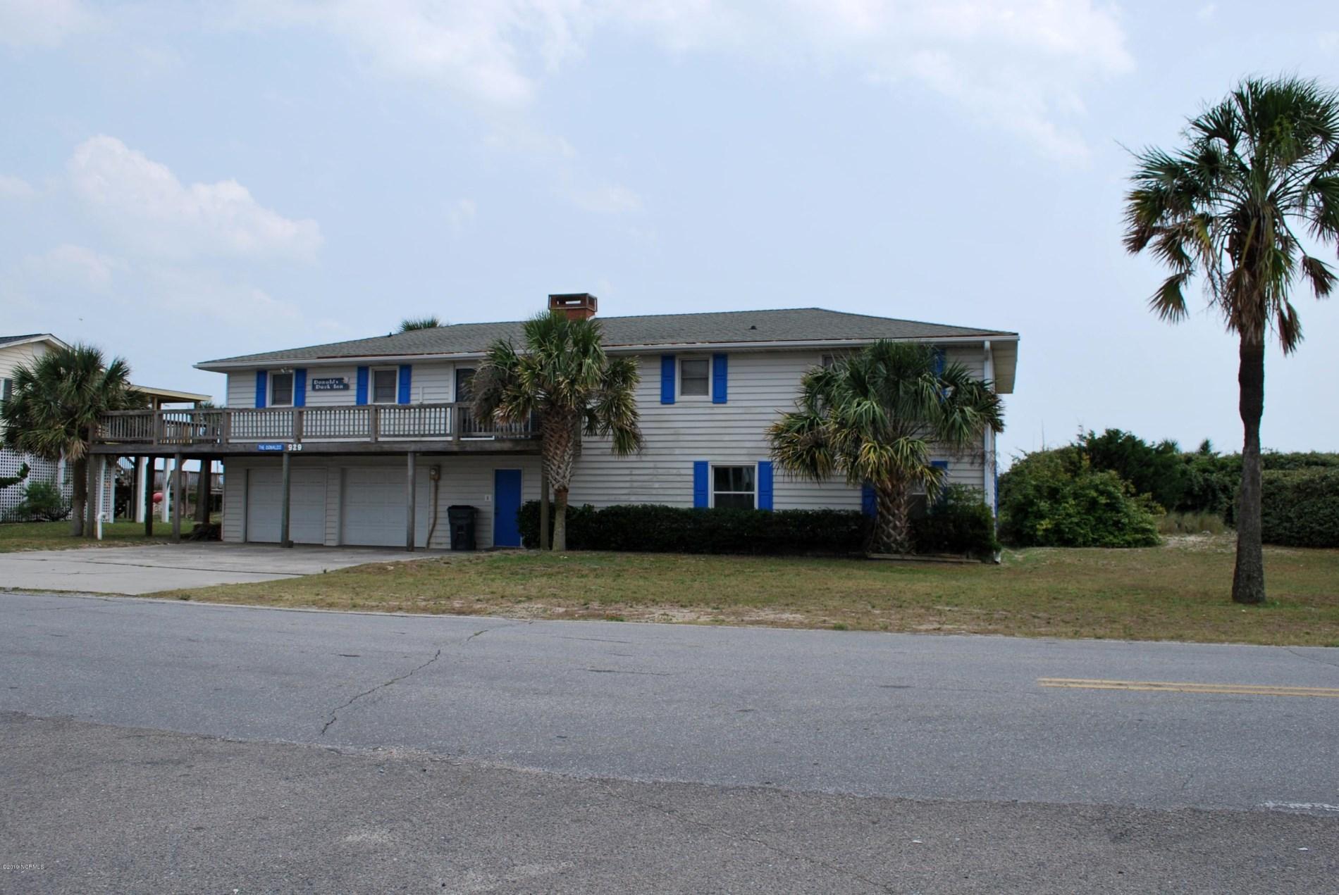 929  Ocean Boulevard W, Holden Beach