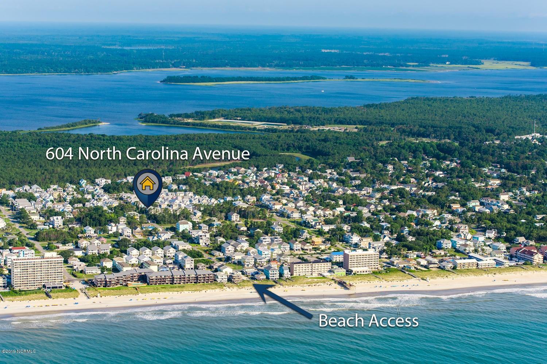 604  North Carolina Avenue, Carolina Beach