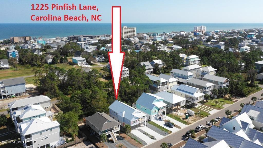 1225  Pinfish Lane, Carolina Beach