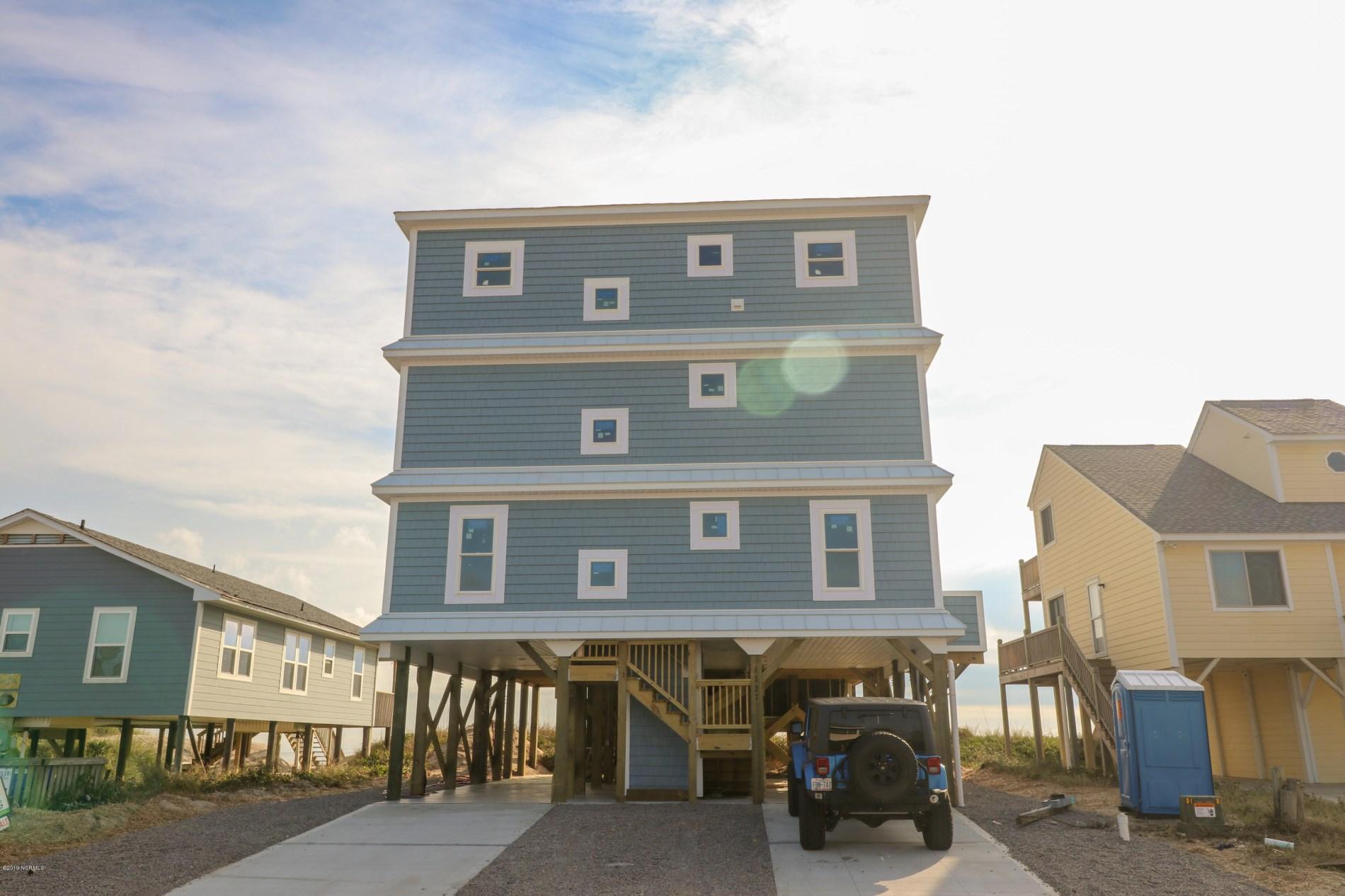 1327 W Beach Drive, Oak Island