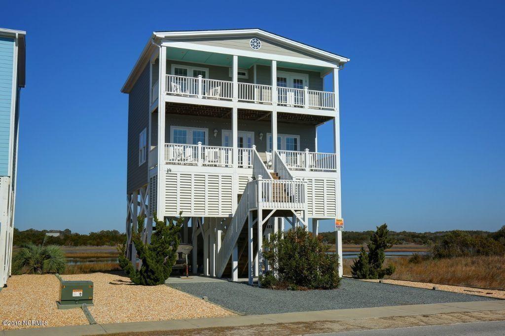 840  Ocean Boulevard W, Holden Beach