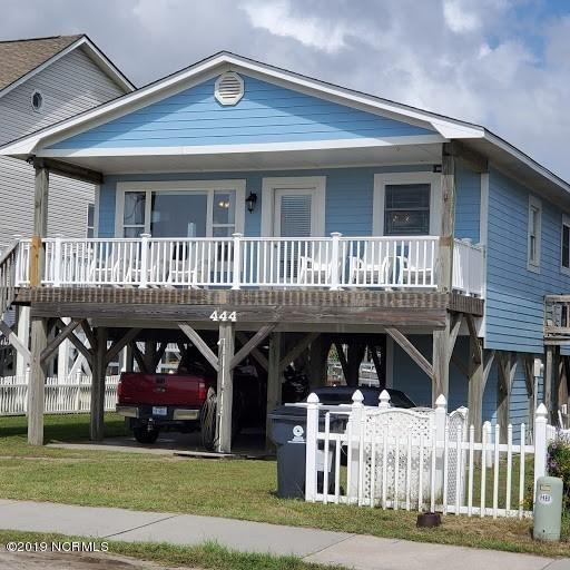 444  Ocean Boulevard W, Holden Beach