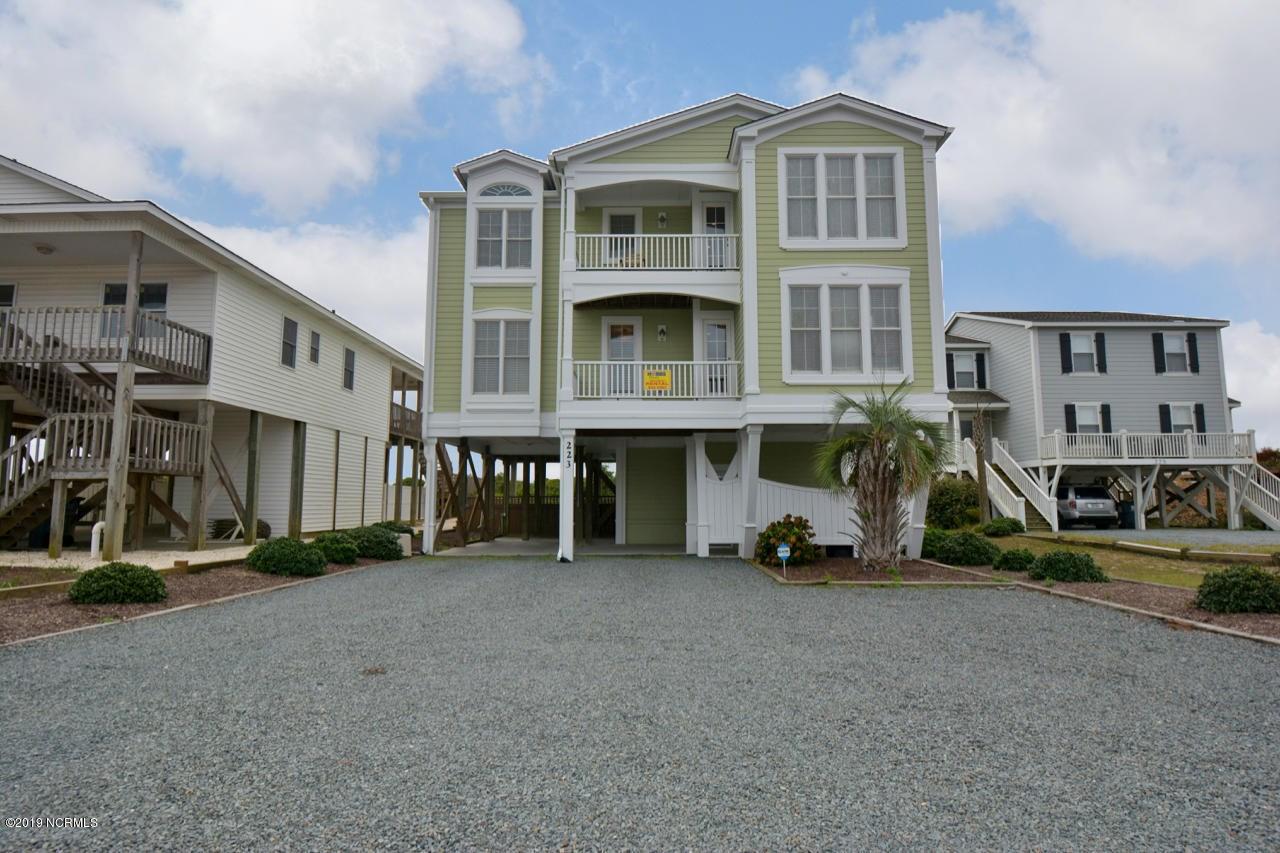 223  Ocean Boulevard W, Holden Beach