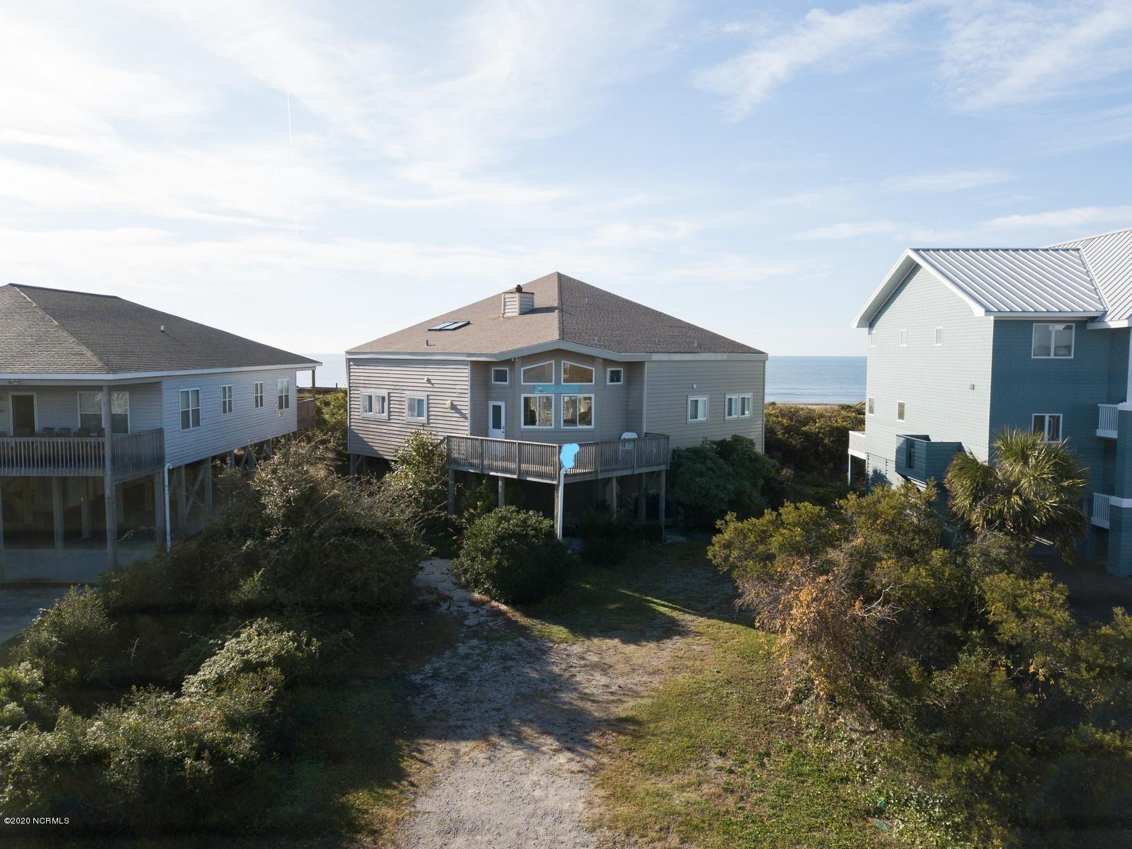 205  Caswell Beach Road, Oak Island