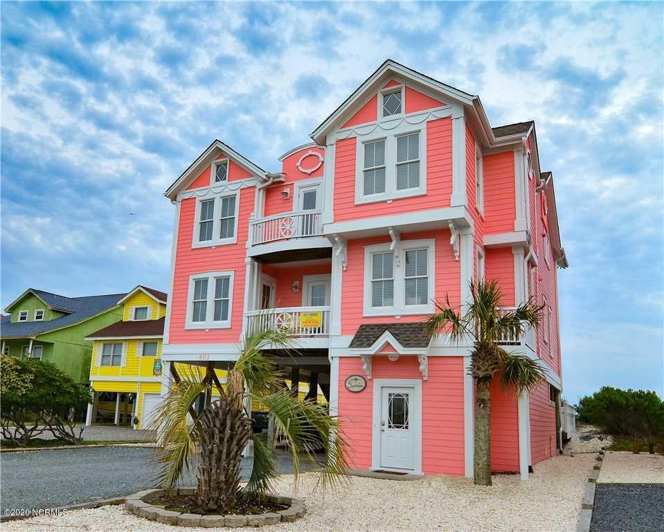 603  Ocean Boulevard W, Holden Beach