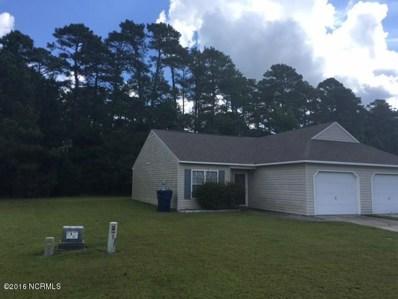 163 Gooding Drive, Havelock, NC 28532 - MLS#: 100025466