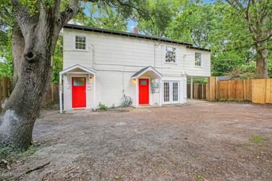 1925 Monroe Street UNIT B, Wilmington, NC 28401 - MLS#: 100033214