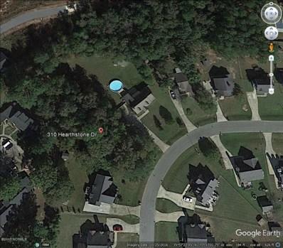 310 Hearthstone Drive, Nashville, NC 27856 - MLS#: 100050011