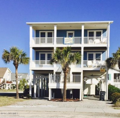 436 Ocean Boulevard W, Holden Beach, NC 28462 - MLS#: 100050474
