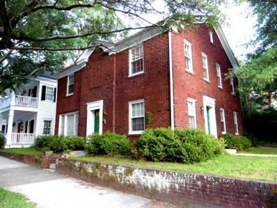102 Ann Street UNIT UPPER, Wilmington, NC 28401 - MLS#: 100070199
