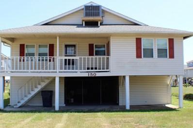 150 Brunswick Avenue E, Holden Beach, NC 28462 - MLS#: 100074447