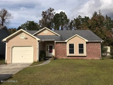 2662 Idlebrook Circle, Midway Park, NC 28544 - MLS#: 100088586