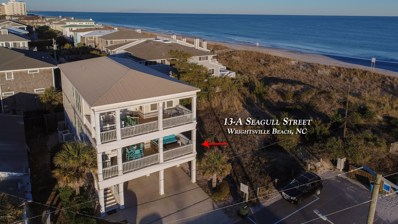 13 Seagull Street UNIT A, Wrightsville Beach, NC 28480 - MLS#: 100093523