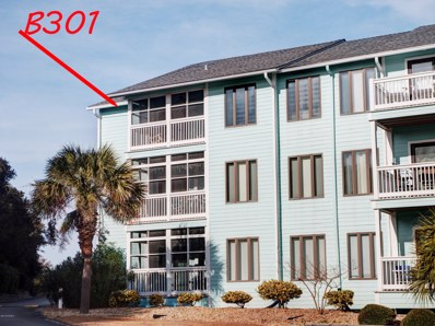 9201 Coast Guard Road UNIT 301 B, Emerald Isle, NC 28594 - MLS#: 100094718