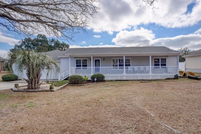 18 Bay Drive, Sneads Ferry, NC 28460 - MLS#: 100096174