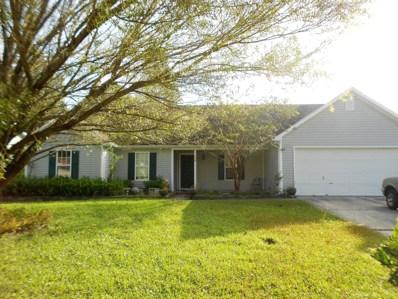 119 Fall Drive, Jacksonville, NC 28540 - MLS#: 100096611