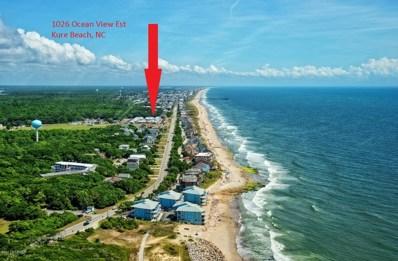1026 Ocean View, Kure Beach, NC 28449 - MLS#: 100098216