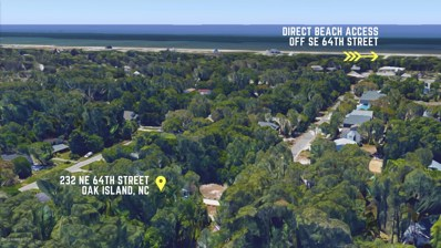 232 NE 64TH Street, Oak Island, NC 28465 - MLS#: 100099613