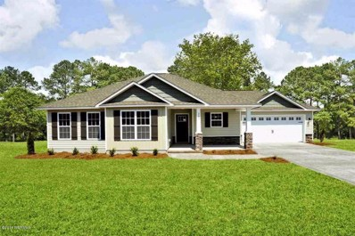 303 Ridge Land Court, Jacksonville, NC 28546 - MLS#: 100101136