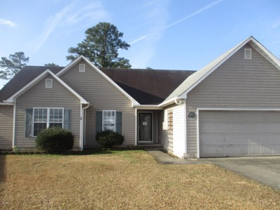 207 N Stephanie Court, Jacksonville, NC 28540 - MLS#: 100101819