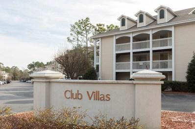 3350 Club Villa Drive SE UNIT 1302, Southport, NC 28461 - MLS#: 100102034