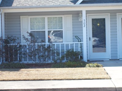 303 Barbour Road UNIT 502, Morehead City, NC 28557 - MLS#: 100106347