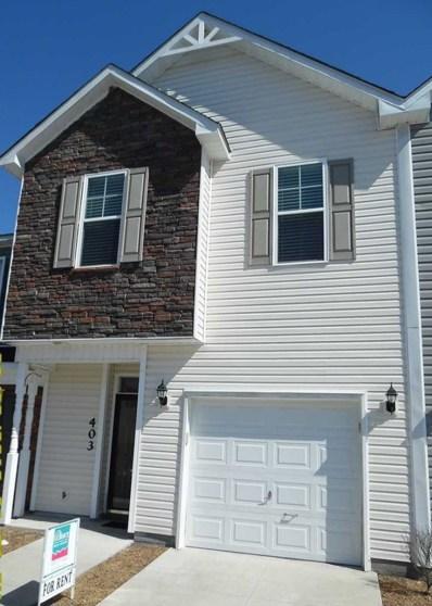 403 Glenhaven Lane, Jacksonville, NC 28546 - MLS#: 100106427