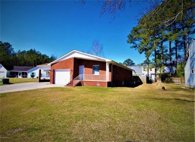 305 Coachman Lane, Havelock, NC 28532 - MLS#: 100106682