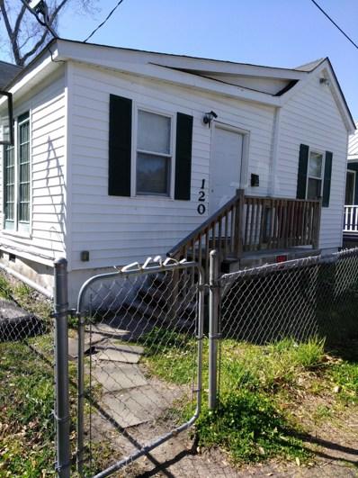 120 Jasmine Street, Wilmington, NC 28401 - MLS#: 100107706